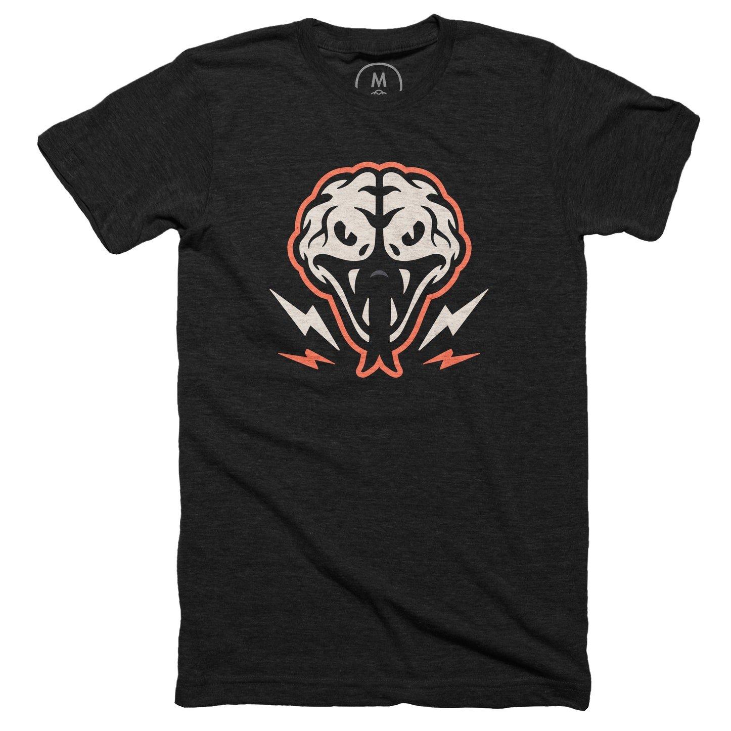 gooyh snake brain shirt