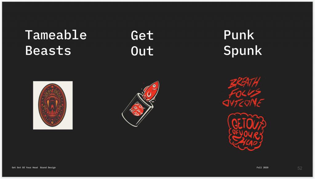 GOOYH rebrand concepts