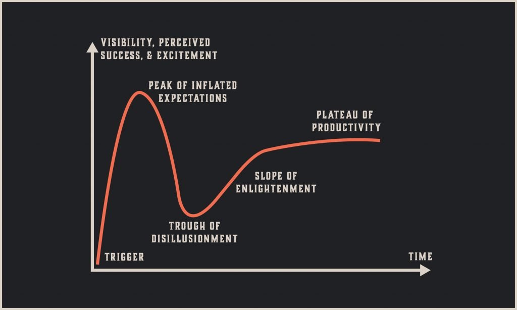 GOOYH the hype cycle
